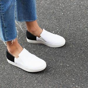 NIB Free People Varsity Slip On Sneakers